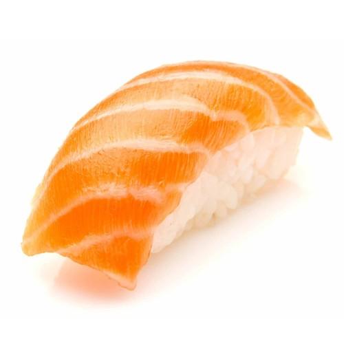 Суши Нигири с лососем