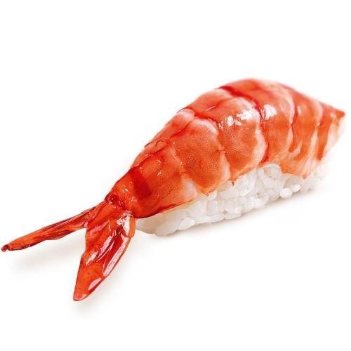Суши Нигири с креветкой
